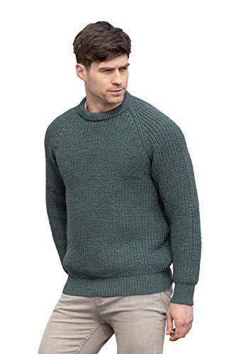 Aran Sweaters Men's Fisherman