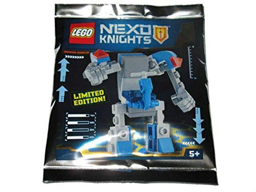 LEGO Nexo Knights Mighty Mech Bot Foil Pack 271610 (bolsa)