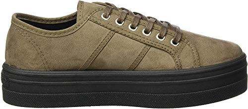 Victoria Blucher Antelina, Zapatillas para Mujer, Marrón (Taupe 82), 42 EU