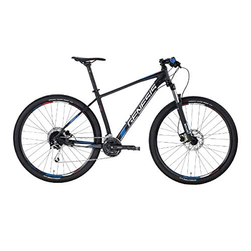 Genesis Mountainbike Hardtail Impact 4.9 29, schwarz matt,53