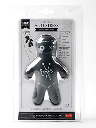Antistress ball - voodoo boss