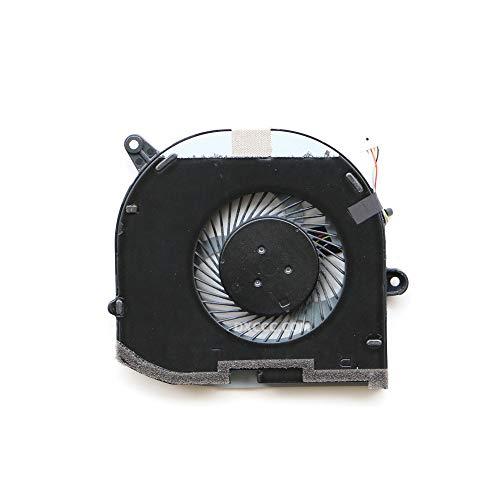 DP/N:0TK9J1&DP/N:008YY9 per Dell XPS 15 9570 M5530 7590 M5540 (2019) CPU e GPU Ventola Ventola Ventola GPU Fan