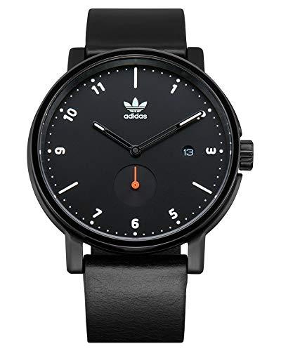 Adidas by Nixon Reloj Analógico para Hombre de Cuarzo con Correa en C