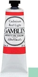 Gamblin Artist Oil 37Ml Cobalt Teal