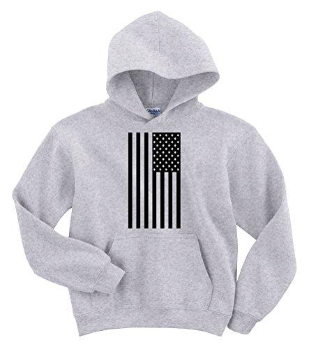 Haddaway - Sweat-Shirt à Capuche - Homme Gris Gris - Gris - X-Large