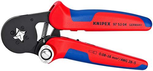 Knipex 975304Selbsteinstellende Crimpzange