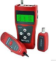 KALEA INFORMATIQUE © - Testeur Professionnel pour Réseau RJ45 RJ11 USB BNC : Teste la Longueur (RJ45 BNC) / Cartographie...