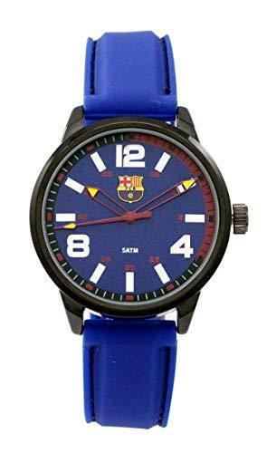 Seva Import Barcelona Reloj, Unisex-Adult, Azul, Talla única