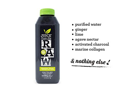 10-Day Cleanse Dinner n' Snack by Juice From the RAW® - Most Popular Juice Cleanse to Lose Weight Quickly / Detoxify Your Body / 100% Raw Cold-Pressed Juices (30 Total 16 oz. Bottles)