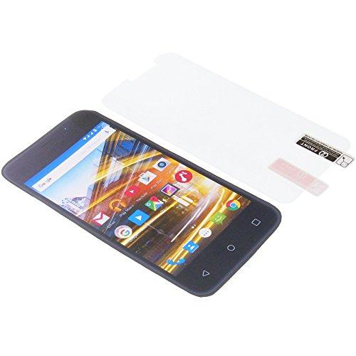 foto-kontor Schutzfolie für Archos 40 Neon Bildschirm Schutz Folie Bildschirmschutzfolie