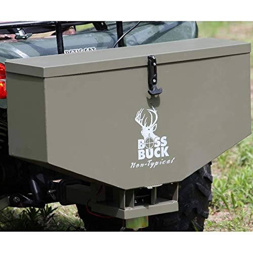 Boss Buck 80 lb. Capacity Seeder/Spreader, Green, One Sze