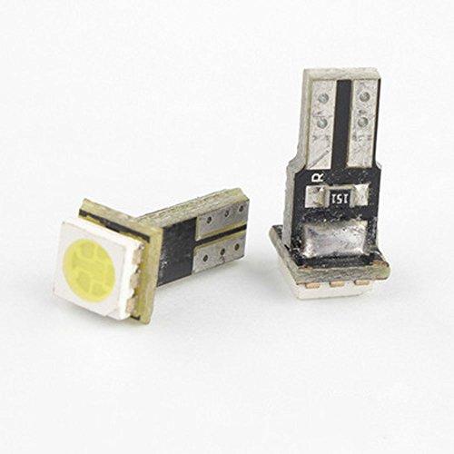 Boomboost 30pcs Voiture Styling T5 12V Voiture Source de lumière Lampe de l'intérieur de la Carte de Circuit T5 5050 SMD LED Lampe de Voiture Lampe de l'indicateur Lumières de la Porte