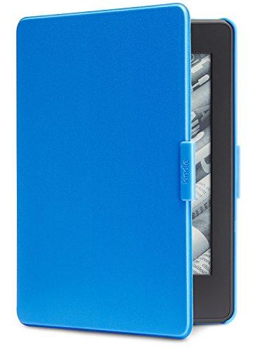 Amazon - Funda protectora para Kindle Paperwhite, color azul - compatible con todas las generaciones de Kindle Paperwhite