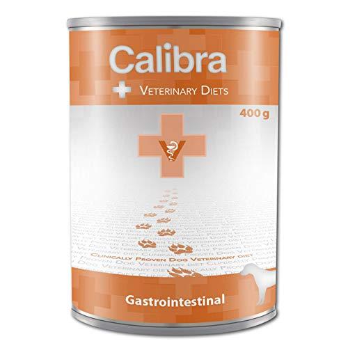 Calibra Veterinary Diet Dog Gastrointestinal Pack Latas 6x400Gr