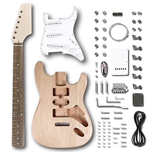 3. LEO JAYMZ Electric Guitar Kits
