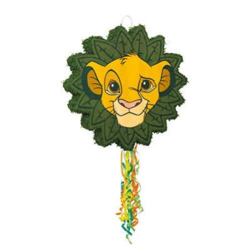 Lion King Birthday Pull Pinata