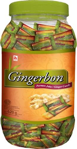 GINGERBON Bonbons au Gingembre 0.62 kg 1 Unité