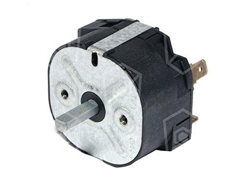 Tiempo Interruptor 15min 250V apta para dihr para tostadora F12, F62pines también válido para Electrolux, kromo, silanos, Fiamma