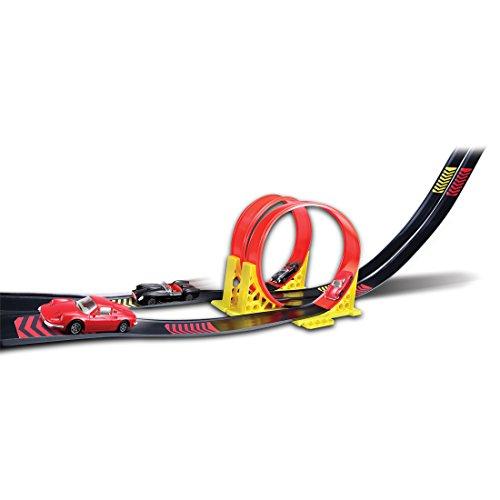 Bburago - 2043180 - Circuit De Voiture - Ferrari Dual Loop