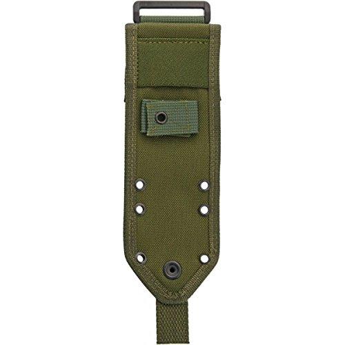 ESEE - Randall's Adventure Modell 3 und 4 Mollee Rücken Mantel Olivgrün