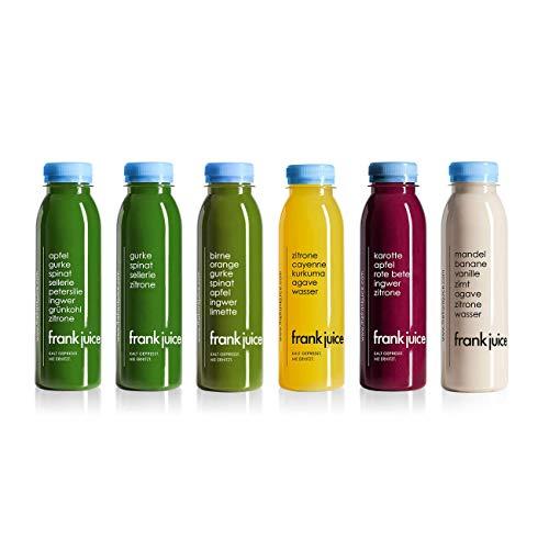 Frank Juice, 1 Tag Saftkur (Fortgeschrittene), Medium Cleanse