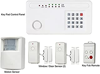 Wireless Boat Security System