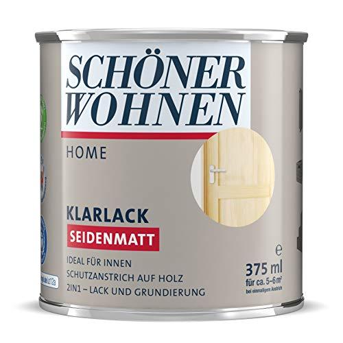 Schöner Wohnen DurAcryl Klarlack Seidenmatt 375 ml