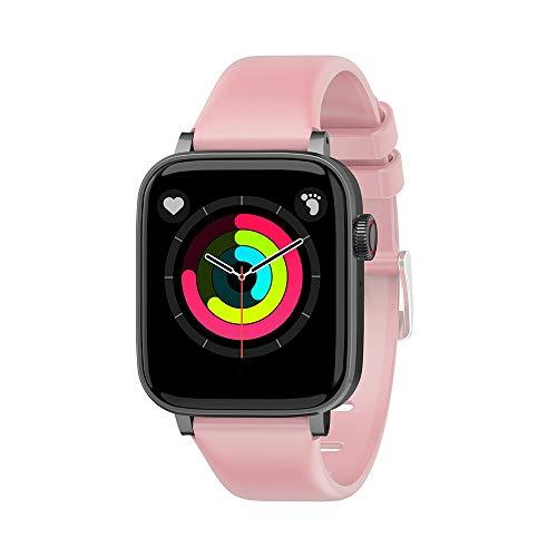Smart Watch Sports Watch Pulsera Inalámbrica Bluetooth Call Function Deportes Calorie Calorie Monitor de Ritmo cardíaco Contestador de Funciones de teléfono, Reloj Inteligente, Monsteramy
