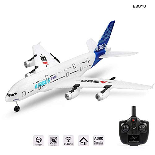 XLST EPP Schaum Rc Flugzeug Ferngesteuertes Flugzeug 2.4G 3-Kanal-Fernbedienung Flugzeug, Spielzeug für Jungen