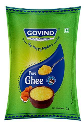 Govind Cow Ghee 1L Pouch