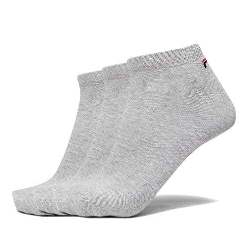 Fila F9100, Socken Uni, grau, 35/38