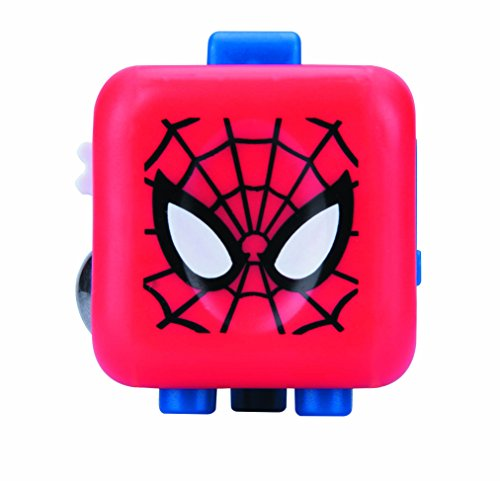 The Original Fidget Cube, Marvel Series, Spiderman