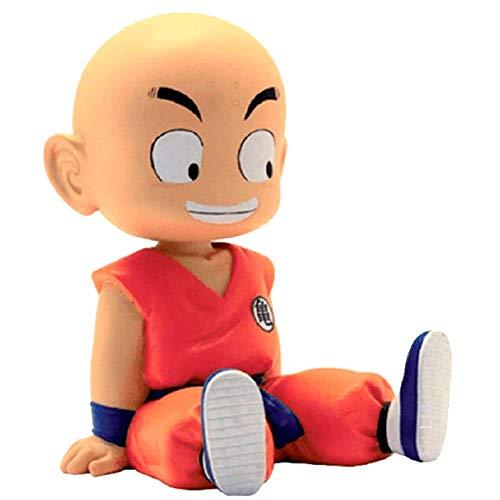 DB Plastoy hucha Chibi Krilin Dragon Ball - Figura decorativa (15 cm)