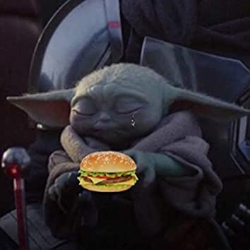 Yoda Eats a Hamburger While My Parents Fight Downstairs but Its Pathetic Lofi