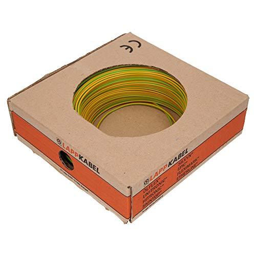 Lapp 4520001 H07V-K 1X1,5 grün/gelb PVC Aderleitung Kabel