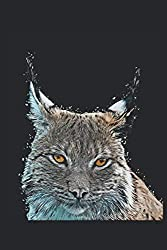 Lynx: Lynx: Livre de partitions 6x9 pouces avec 120 pages  Cahier Lynx