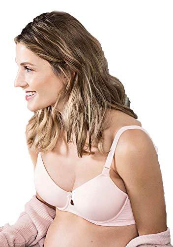 Noppies Damen Still BH & Schwangerschafts- BH mit Bügel weicher Schale Nursing Bra
