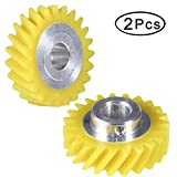 W10112253 Mixer Worm Gear Replacement Part by Moteder, for Whirlpool Kitchenaid Replaces 4162897 AP4295669...