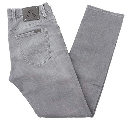 ALBERTO Herren Jeans Pipe Superfit in 36/34