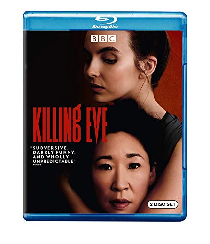Killing Eve: Season One (2 Blu-Ray) [Edizione: Stati Uniti]...