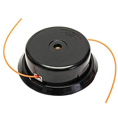 BGTOOL Trimmer Head Bump Feed Weed Eater for Honda All GX25 GX35 Brushcutter Brush Cutter and Universal fit Straight Shaft Petrol/Electric Strimmer