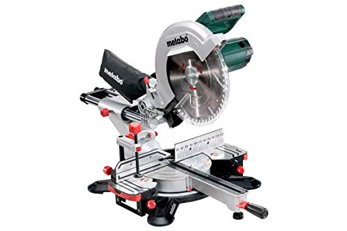Metabo KGS 305 M New 240v 305mm Dia Sliding Compound Mitre Saw 619305000, 240 V, Green, Large