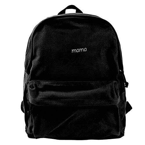 Mama Bear 59 Bolsos a Granel con cordón Cinch Sacks Mochila Pull String Bags 14.2 x 16.9 Inch