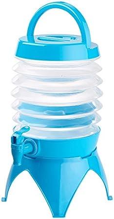 PEARL Wasserspender 3,5 Liter, blau/transparent