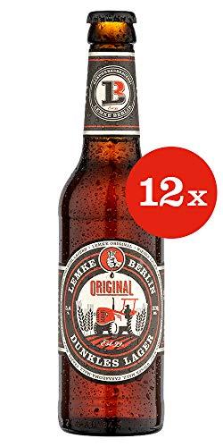 LEMKE Berlin Original, dunkles Lager, Wiener Lager (12 x 0,33l)