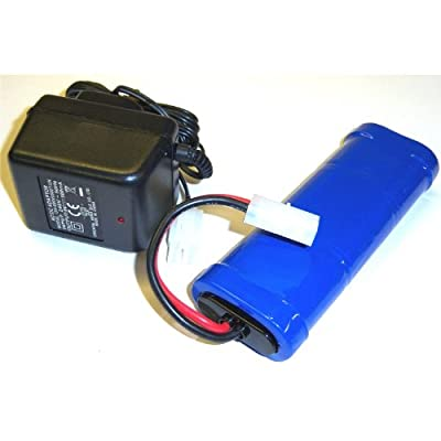 BSD 7.2v Tamiya 1800mah NiMH RC Model Rechargeable Battery Pack + Charger