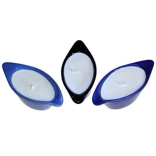 Geweldig cadeau-idee 3 Pack Soywax Massage Kaars