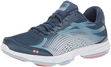Ryka Women's Devotion Plus 3 Walking Shoe, Navy, 8 M US