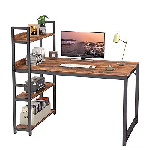 Holz Schreibtisch Computertisch PC-Tisch...