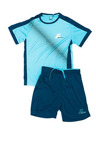 ALPHADVENTURE Go&Win Conjunto Deportivo ketma Jr Niño Azul 12 años